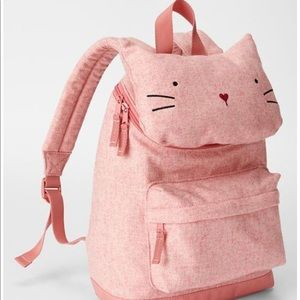 GAP Pink Kitty Backpack